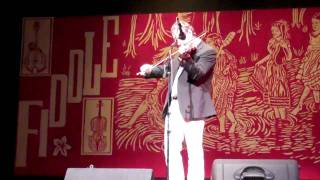 """LIVE"" John Carty at Fiddle Tunes 2010 (2 reels) Port Townsend Wa. Part 1"
