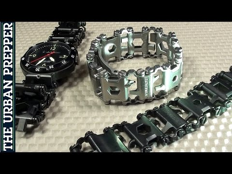 Leatherman Tread Review by TheUrbanPrepper