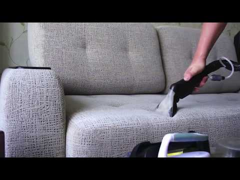 Химчистка мебели в