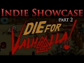 SO DEATH! VERY MONSTERS! - Die for Valhalla! Arcade Roguelike Fighting Game   Indie Showcase #12