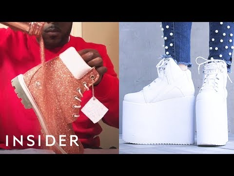 28 Of The Coolest Shoes Money Can Buy | The Ultimate List
