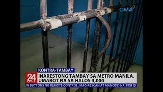 Matapos ang babala ni Pangulong Duterte noong isang linggo, libu-li...