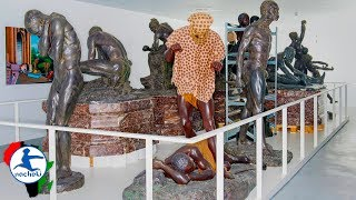 Baixar Belgium's Africa Museum With Colonial Past Reopens