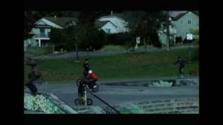 - NEW BMX - Brandons Full Promo Video 2008 - Chemical Brothers Keep My Composure