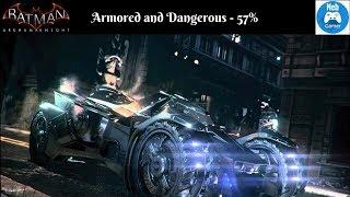 Armored and Dangerous, 57% | Game Walkthrough | Batman: Arkham Knight