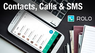 Rolo - Dialer Contacts & SMS Scheduler