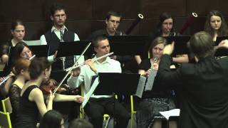 A. Dvořák - Othello Overture, Martin Mazánek, MUSO
