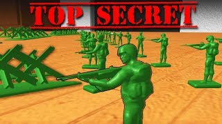 Top SECRET MISSION!  Army Men Special Forces vs Bugs (Home Wars Gameplay Part 4 Army Men Battle Sim)