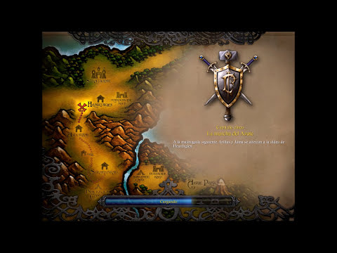 Warcraft III: Reign of Chaos. Humanos 5 # Dificultad: Difícil