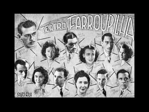 Rádio Farroupilha - bastidores 2006