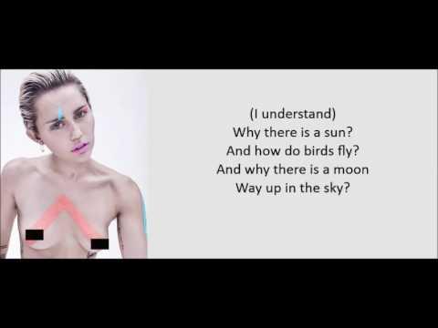 Dooo It! - Miley Cyrus [Lyric Video]