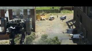 Робот по имени Чаппи 2015  Chappie трейлер