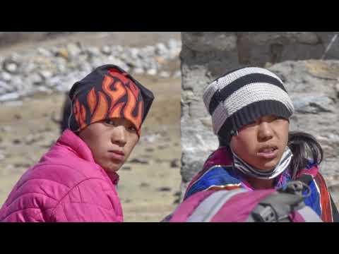 "Ost–Nepal Großartiges Lodge-Trekking zum Kanchenjunga, 8598 m zu den ""Schatzkammern des Schnees"""