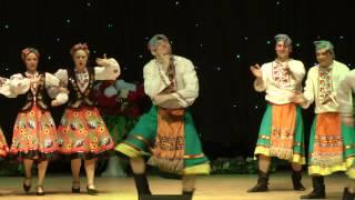 Cорваные  посиделки.-шуточный украинский танец