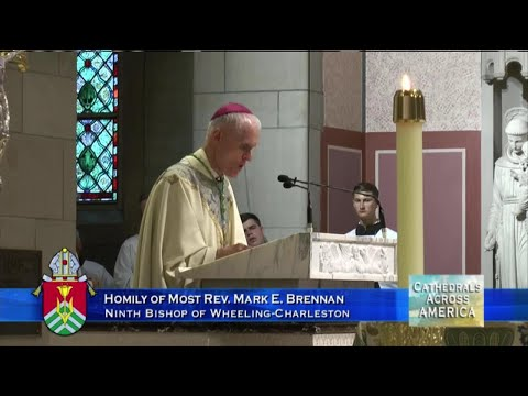 Cathedrals Across America - 2019-08-22 - Mass of Installation of the Most Rev. Mark E. Brennan As th