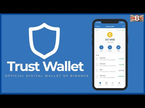 Trust Wallet Tutorial: Binance Official Multi-Crypto Wallet