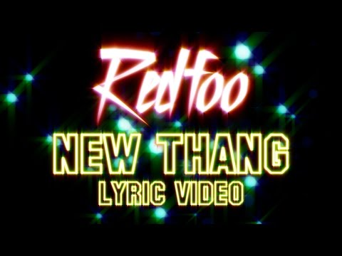 Redfoo - New Thang (Lyric Video)