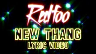 Redfoo New Thang