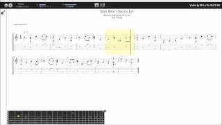 Intro Bước Chân Lẻ Loi - Nguyễn Hà (tab guitar)