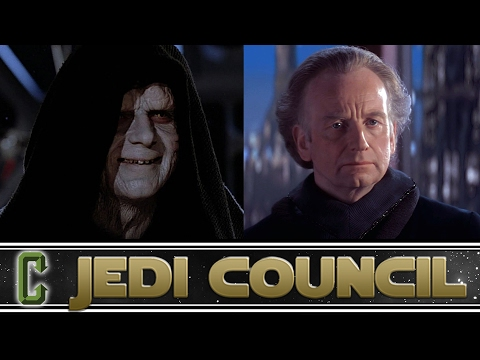 Will Palpatine Show Up In Episode 8 or 9? - Collider Jedi Council