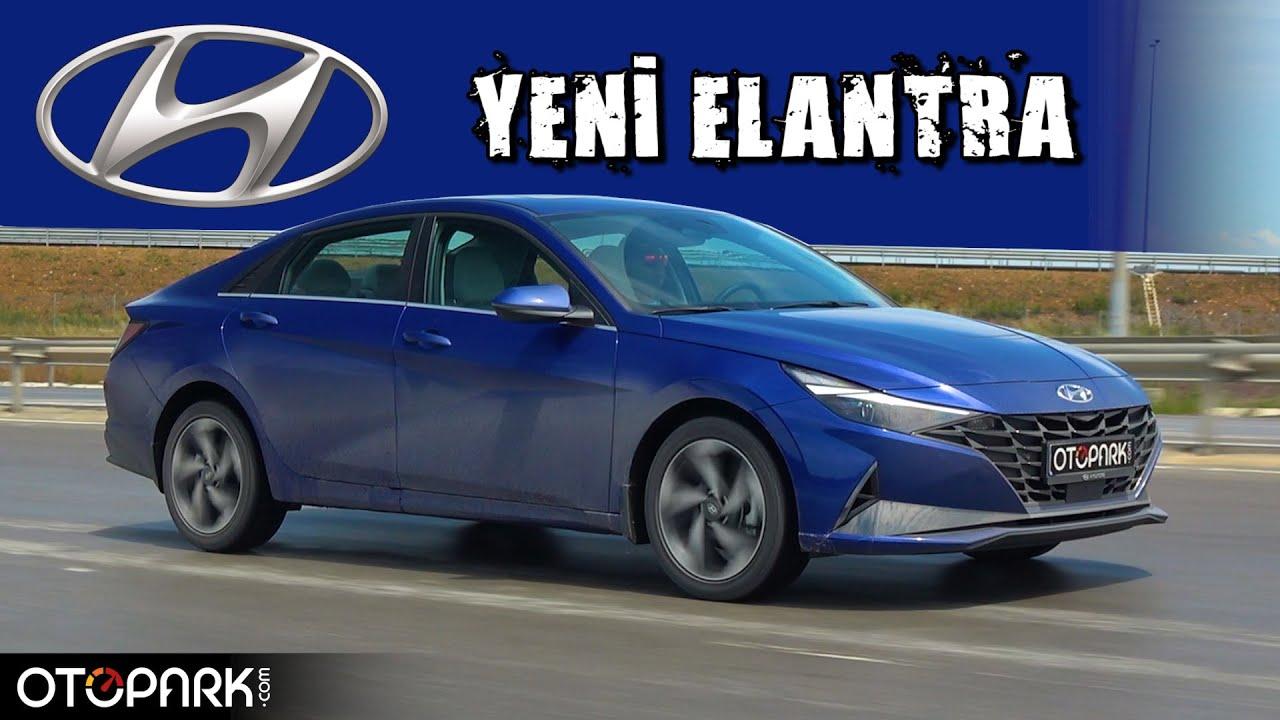 Yeni Hyundai Elantra   TEST   Otopark.com