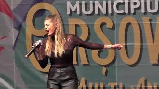 ROXANA NEMES,ZILELE MUNICIPIULUI ORSOVA 2018 LIVE,