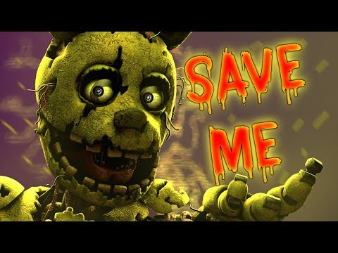 "FNAF SONG: ""SAVE ME"" by DHeusta ft. Chris Commisso"