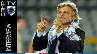 Il presidente della sampdoria, massimo ferrero, commenta la pesante sconfitta casalinga con i serbi del vojvodina nel match d'andata terzo turno prelimin...