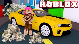 The POOR BECAME rich in ROBLOX! (999,999,999 MONIES)