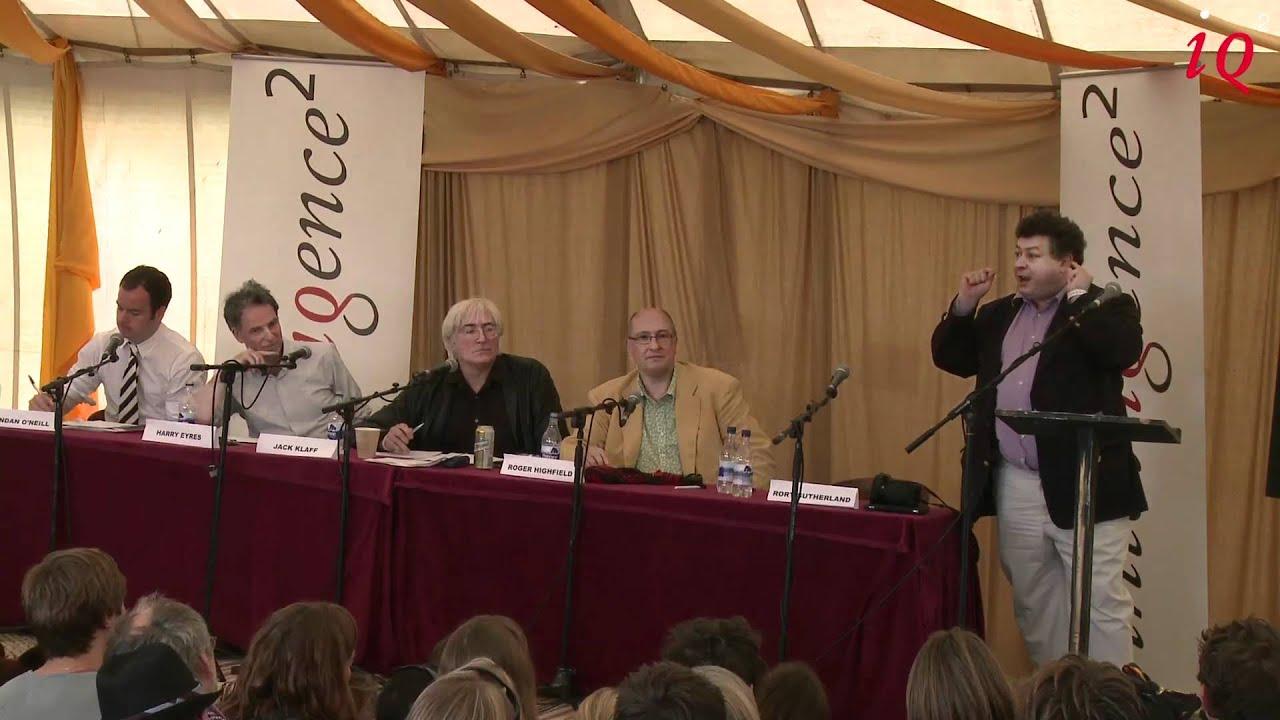 Rory Sutherland on new technology - IQ2 debate