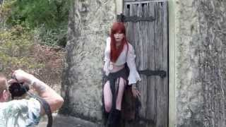 Pirates model shoot XX