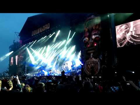 Muse Hysteria  Download Festival 2015 HD