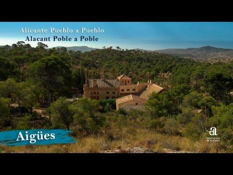 AIGÜES. Alicante pueblo a pueblo