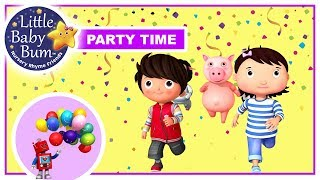 Funny Funny Funny Song | Little Baby Boogie | LBB | Party Songs For Kids