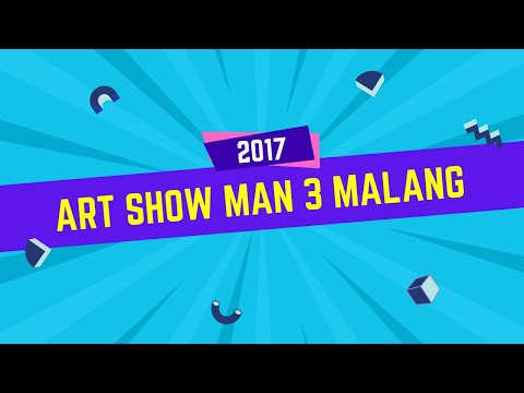 Art Show 2017 MAN 3 Malang