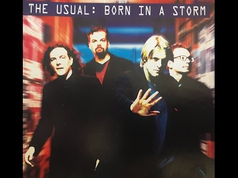 The Usual Born in a storm 1999 complete CD