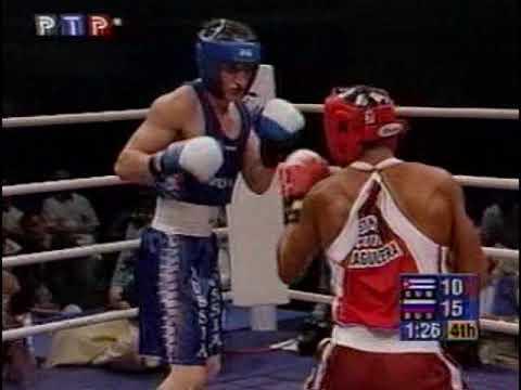 Бокс. Олимпиада 2000 в Сиднее (русский комментарий в живую и не только) (1 часть)