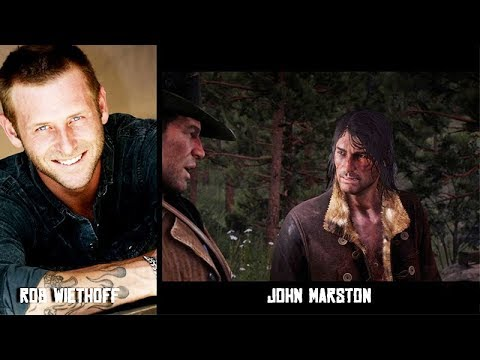 The Voices Of Red Dead Redemption 2 Voice Actors And Characters In