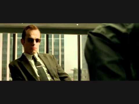Matrix - Discurso del agente Smith a Morfeo