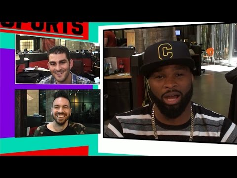 UFC's Tyron Woodley Doesn't Respect Georges St-Pierre, Fight Me Already! | TMZ Sports