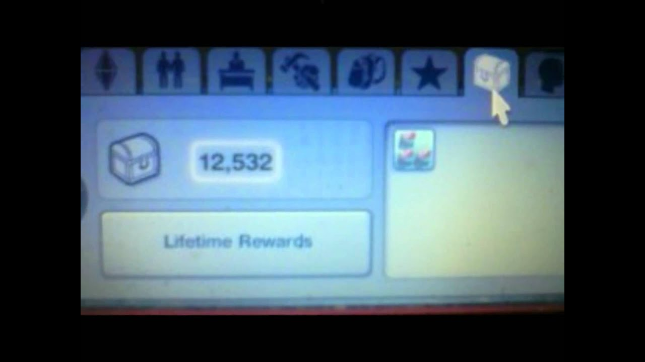 sims 3 cheat for lifetime reward points youtube