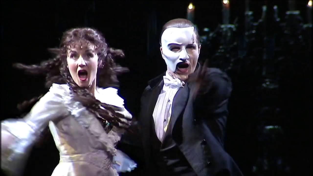 vad spelar fantomen på operan