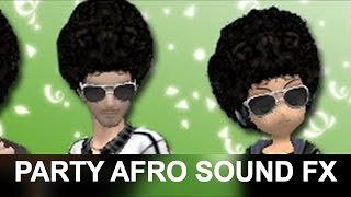 Party Afro Sound Effects