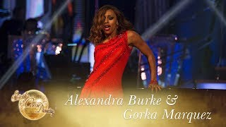 alexandra and gorka cha cha to i got the music in me strictly come dancing 2017
