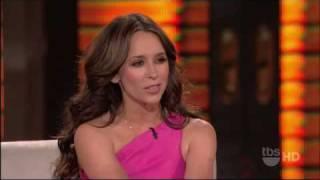 Jennifer Love Hewitt talks about Vajazzling on Lopez Tonight