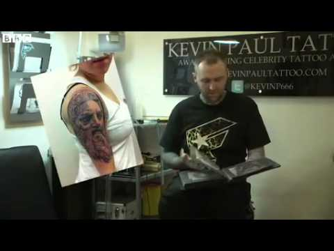 BBC News  Tattooist Kevin Paul gives his top five tips.mp4