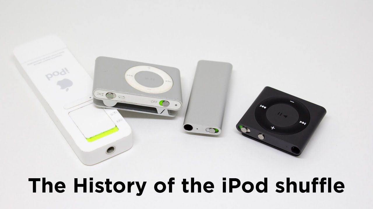 ipod history As a business owner, you might use your ipod shuffle as a convenient way to store music for presentations or other audio related to your business however, if your shuffle is near capacity and you.