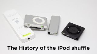 The History of the iPod shuffle