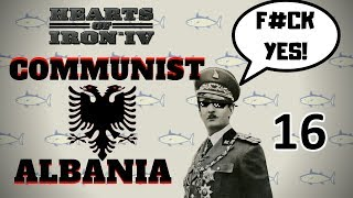 HoI4 - Modern day mod - Commie Albania - Part 16