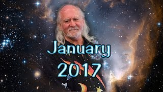Rick Levine Astrology Forecast for January 2017